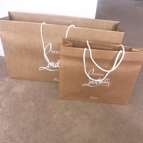 8fd5fa13807 Christian Louboutin Shopping Bag